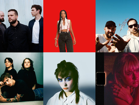 New Music Spotlight (October 2021)