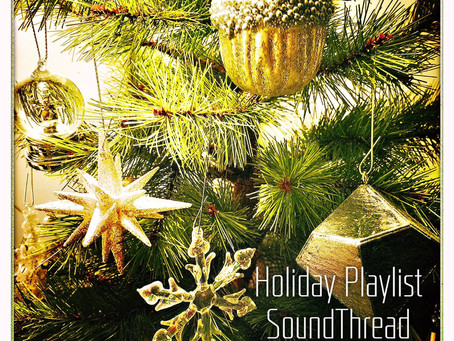 SoundThread's 2016 Spotify Holiday Playlist