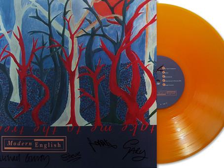 Modern English | Take Me to the Trees (new album)