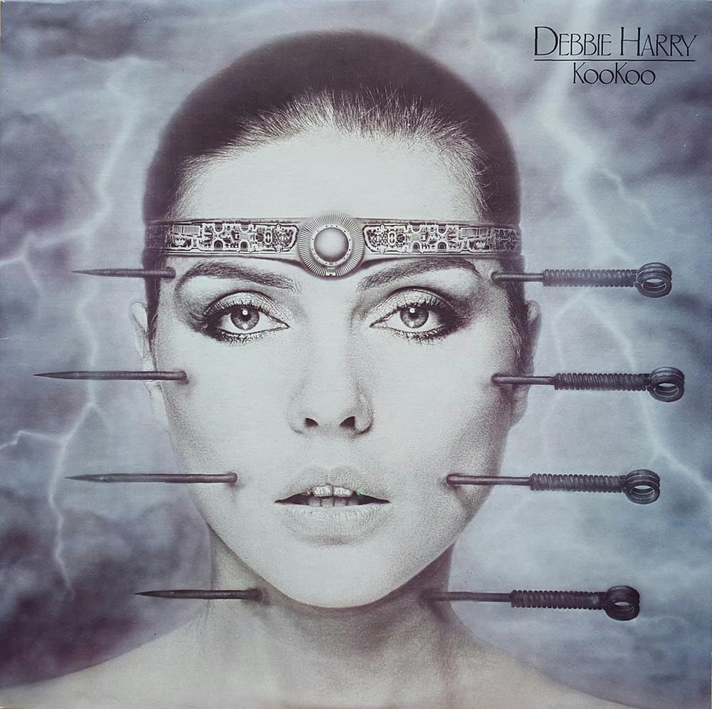 """Debbie Harry """"KooKoo"""" album cover"""