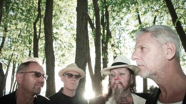 Modern English band photo