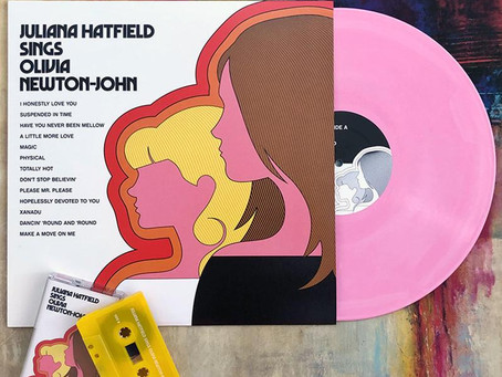 Juliana Hatfield Sings Olivia Newton-John (cover album)
