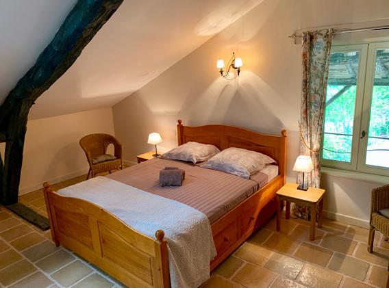 Double room in Gite de L'Annicha