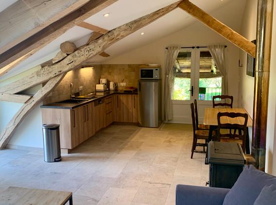 L'Annicha Le Loft Dining & kitchen