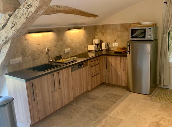 L'Annicha Le Loft kitchen