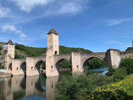 Historical visit: Cahors