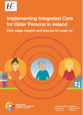 Implementing Integrated Care for Older Persons in Ireland, Dec 2018