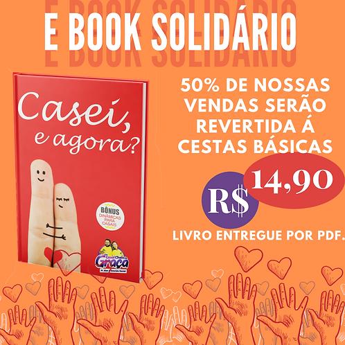 Livro Ebook - Casei e Agora