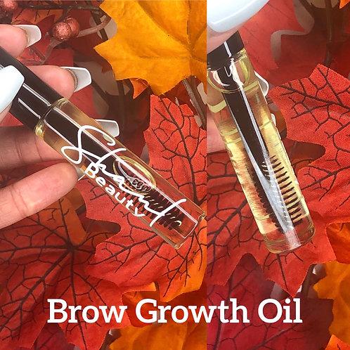 Brow Growth Oil