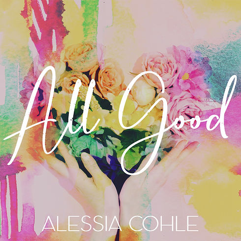 Alessia Cohle - All Good_CoverArt.JPG