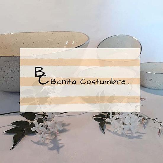 Bonita Costumbre by el Club de la Cerámica