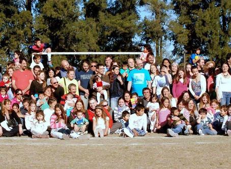 La ONG que nació en Bella Vista y ya les dio techo y cariño a 300 chicos en proceso de adopción