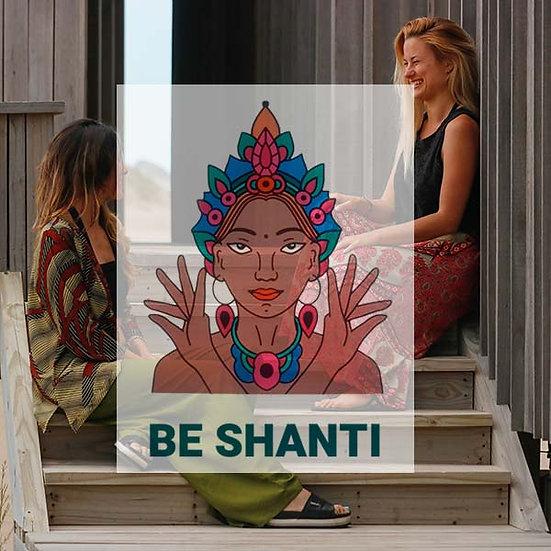 Be Shanti