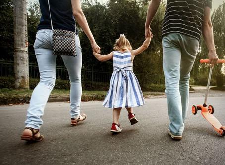 Familias de tránsito: amarlos como si fueran hijos propios y aprender a soltar