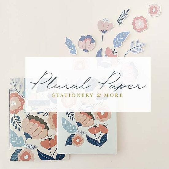 Plural Paper