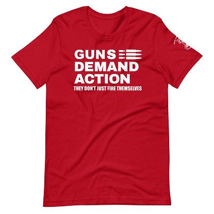 Guns Demand Action (Rally Version)