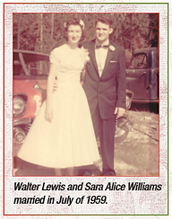 Wedding Picture Mom & Dad