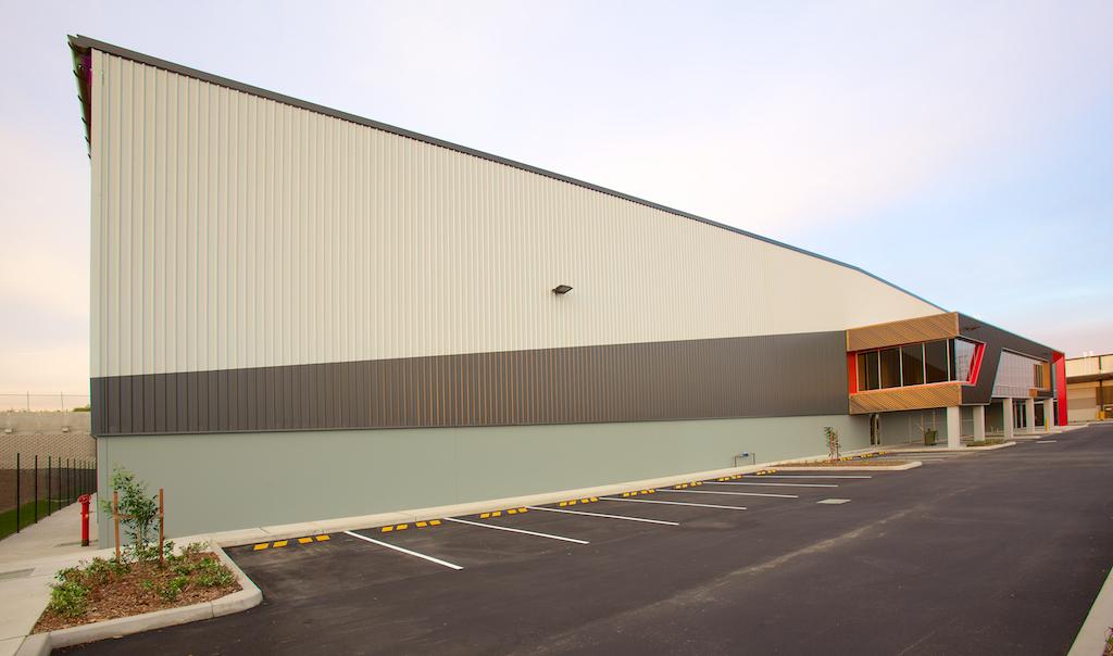 Office + Warehouse
