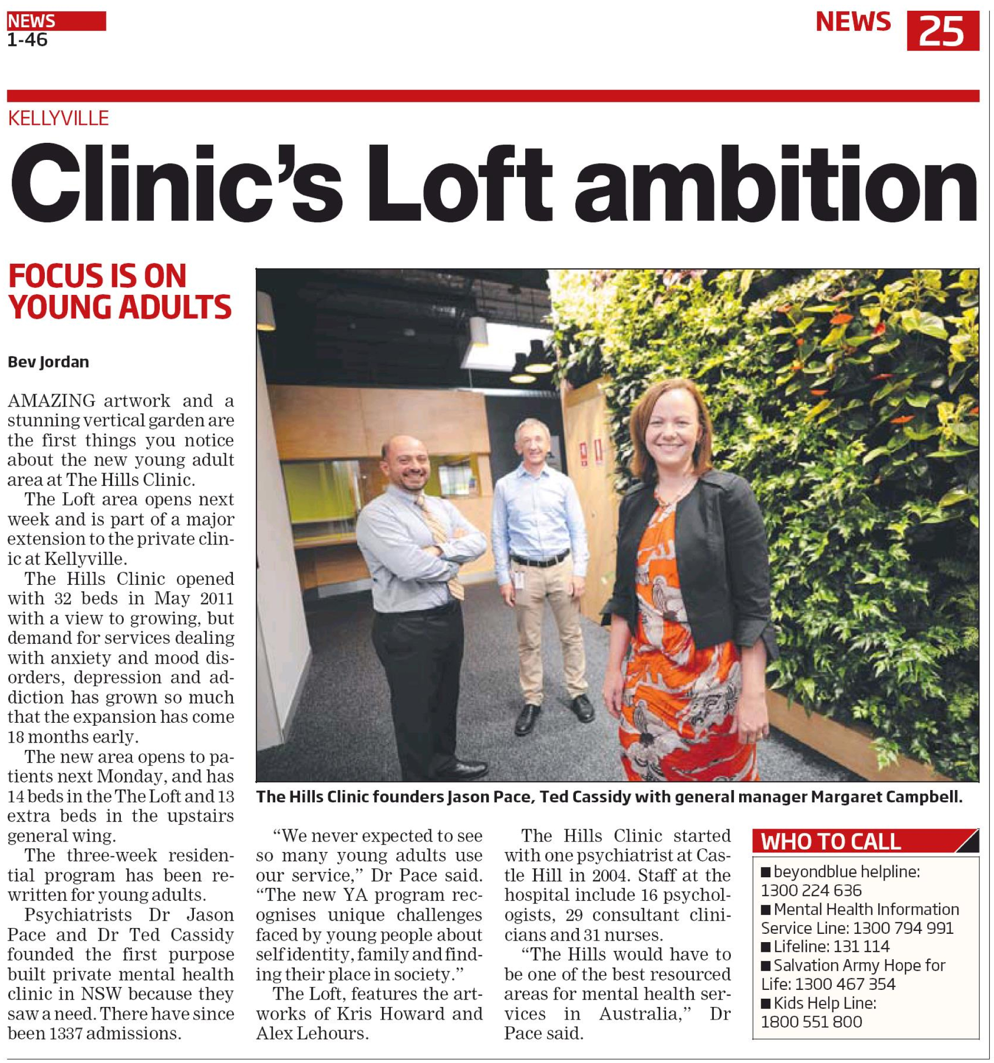 Hills Shire Times - 28.01.14