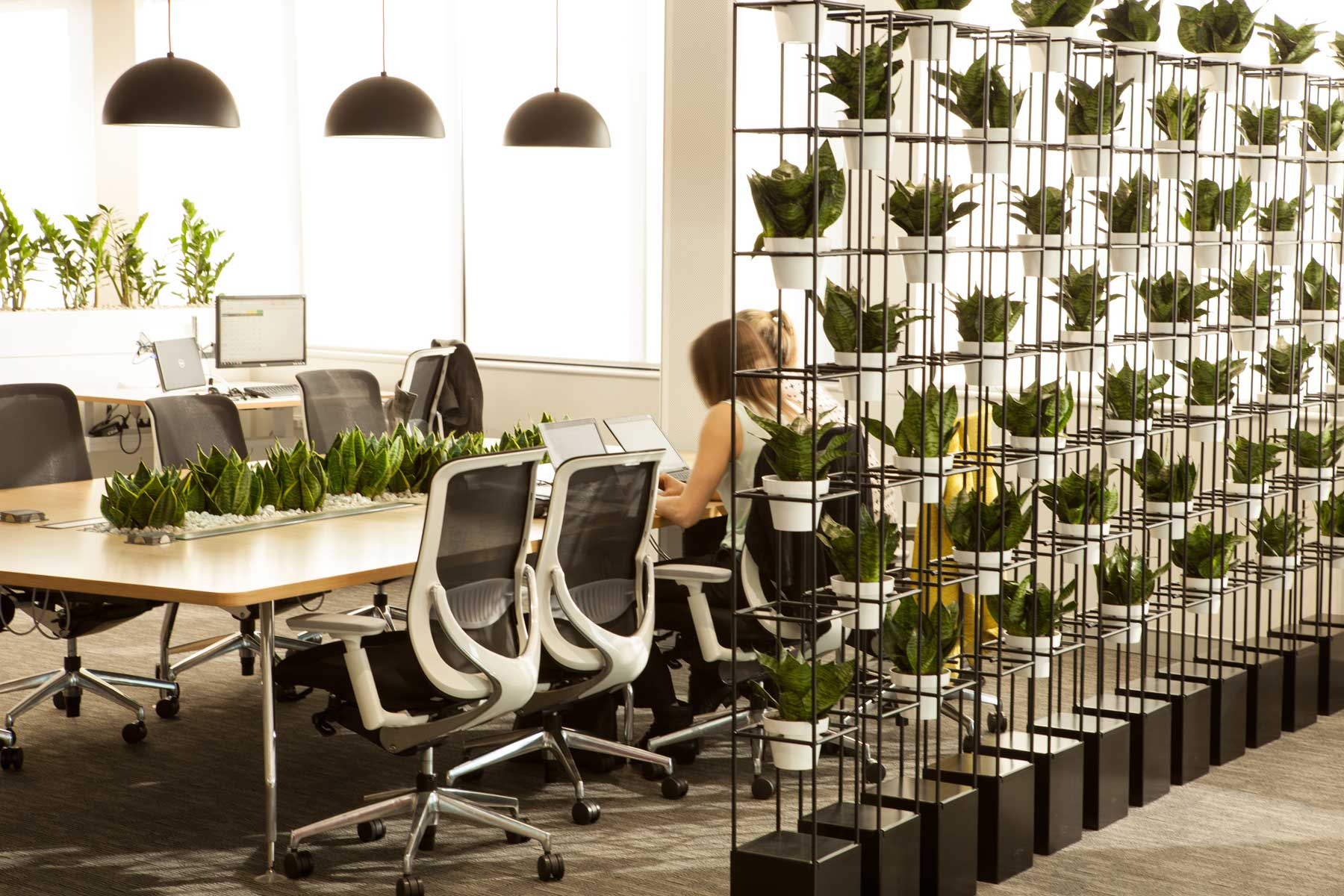Informal Workspace