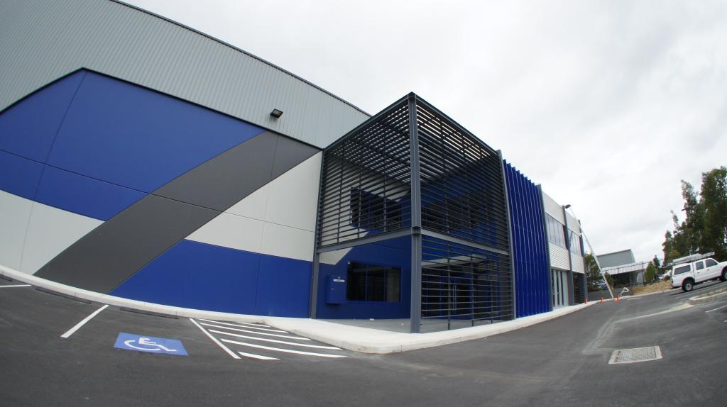 DEB Australia office