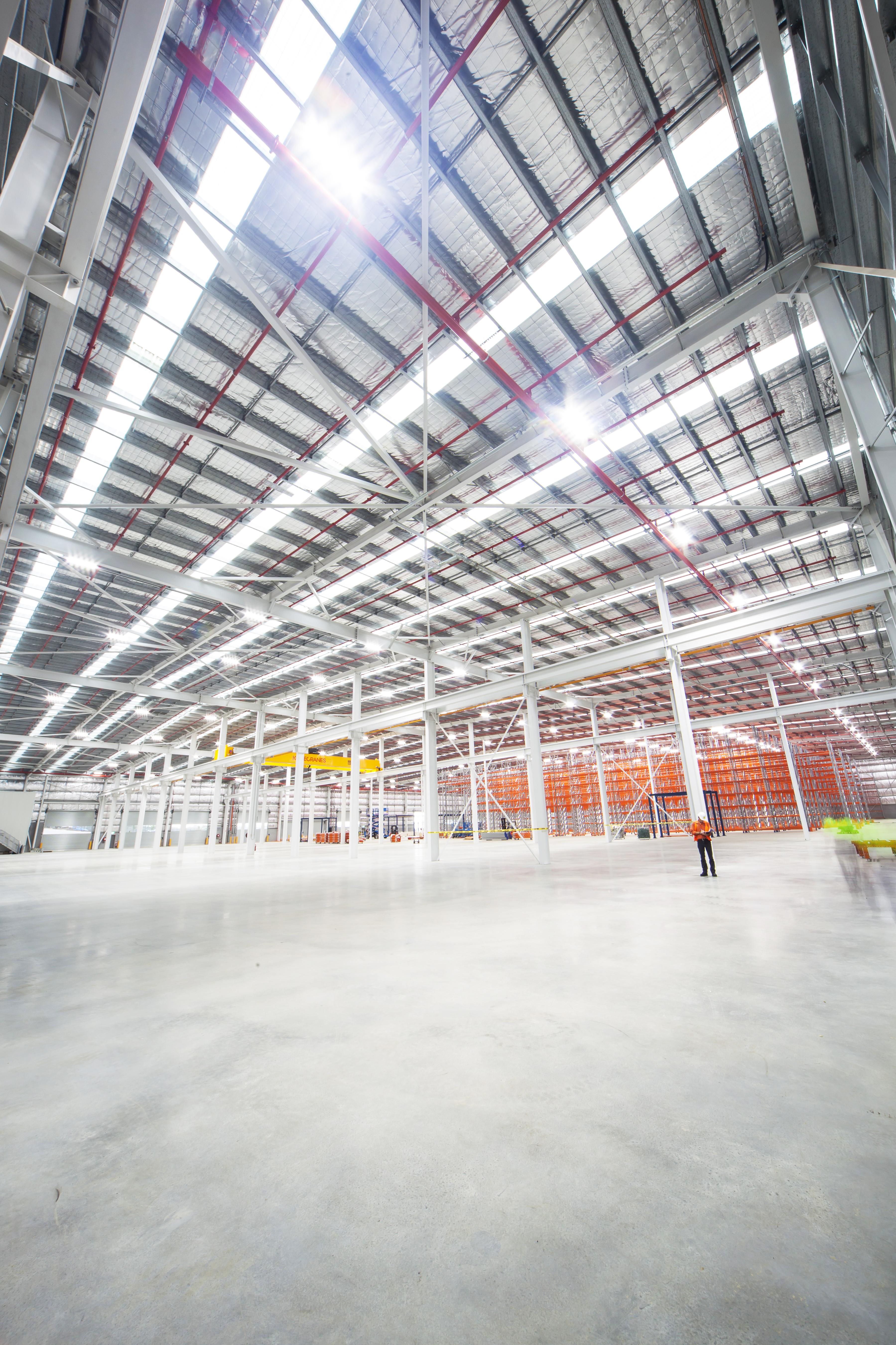 Joy Global-Warehouse
