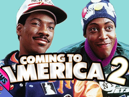 Coming 2 America Sequel Is On The Way!!!