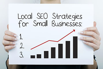 Local SEO strategies for small businesse