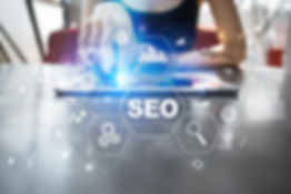 SEO. Search Engine optimization. Digital