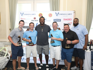 Vernon Carey Foundation 11th Annual Celebrity Golf Tournament October 2nd