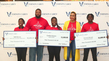 "Vernon Carey Foundation ""One Step to a Brighter Future"" Scholarship program"