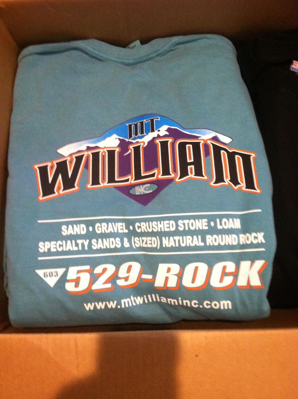 Mt Williams pit