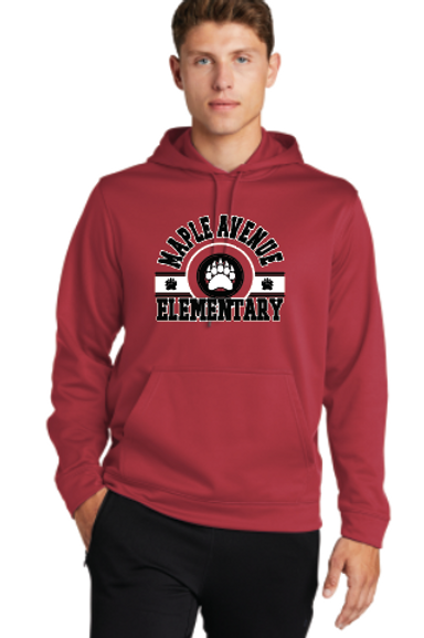 Adult/Youth Performance Fleece Maple Ave