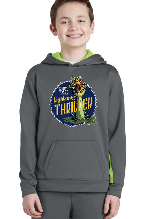 Thriller Youth/Adult Performance Hoodie