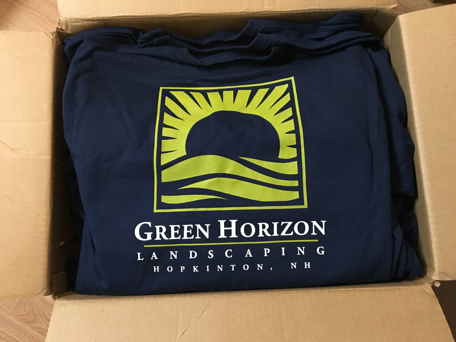 Green Horizons Landscaping