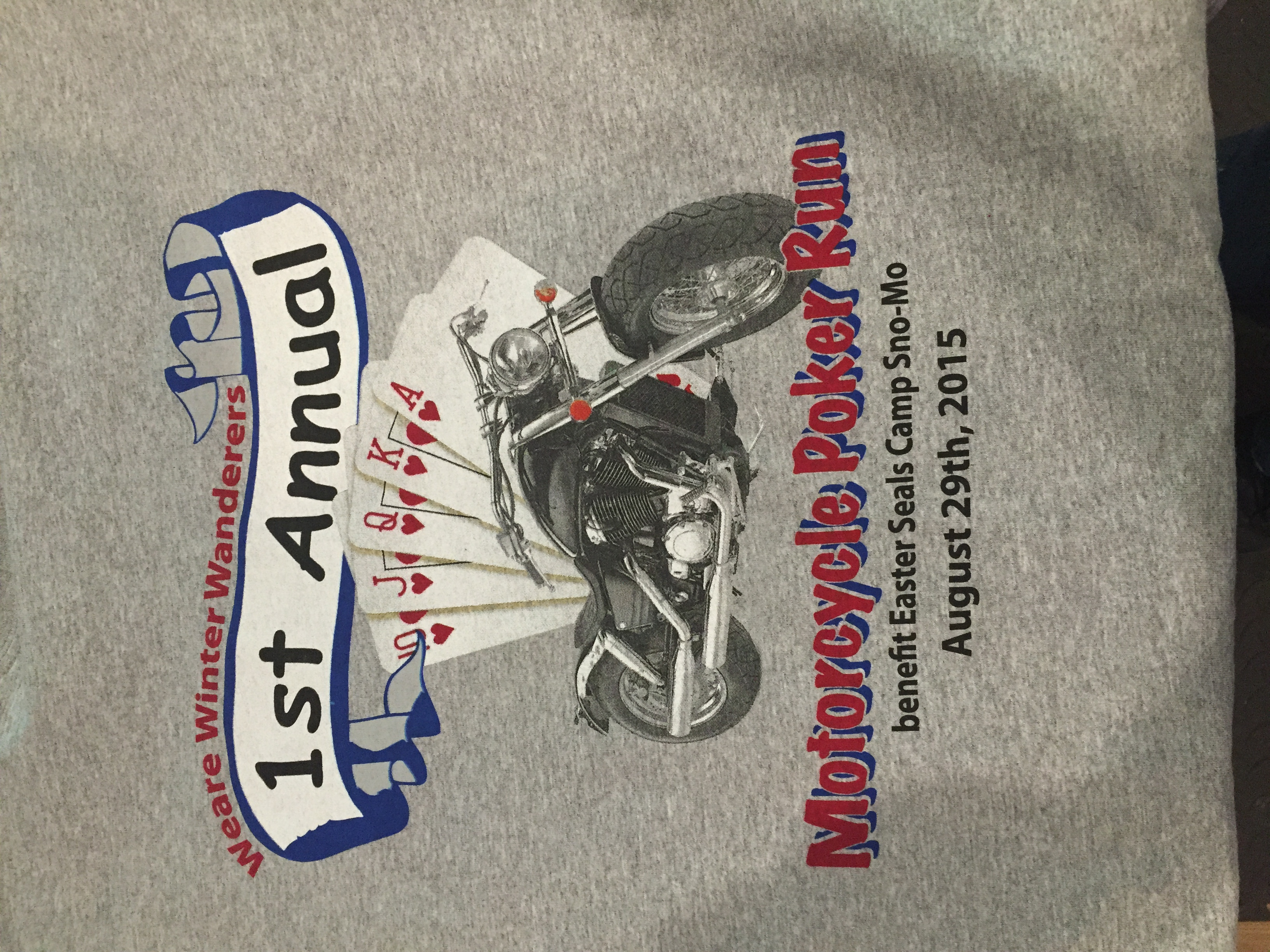 Were Winter Wanderers Motorcycle Run