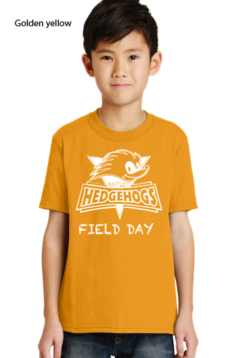Bartlett Field Day 1st Grade Tees