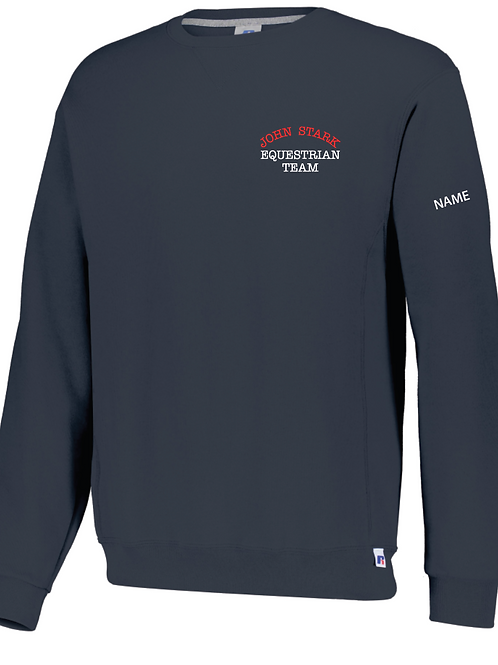 Embroidered DRI-POWER® FLEECE CREW SWEATSHIRT Style # 698HBM