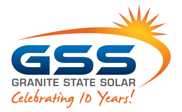 Granite State Solar 10th Anniversary log