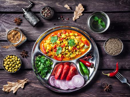 L'alimentazione secondo i principi dell'ayurveda