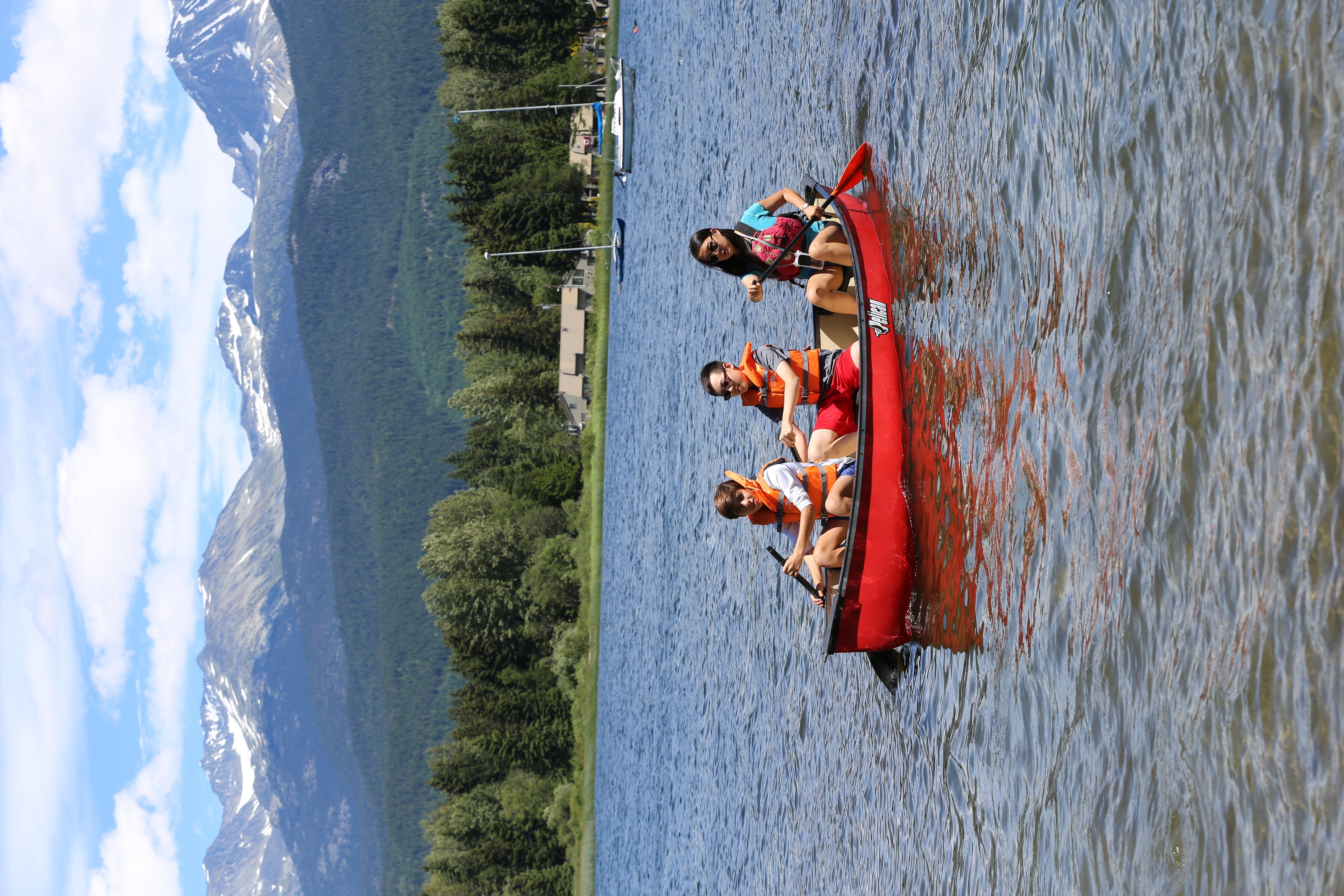 summer camp whistler