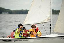 Cam Ecolart Sailing