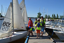 Camp Ecolart Sailing