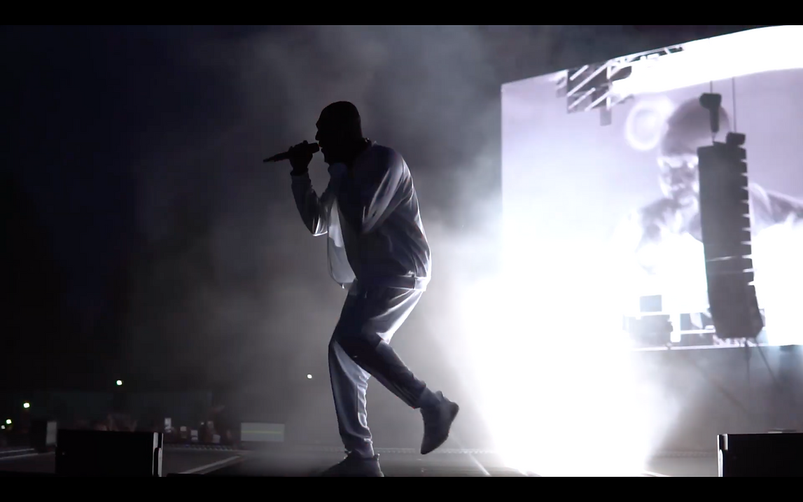 Thrive Video - Stormzy at Wireless Festi