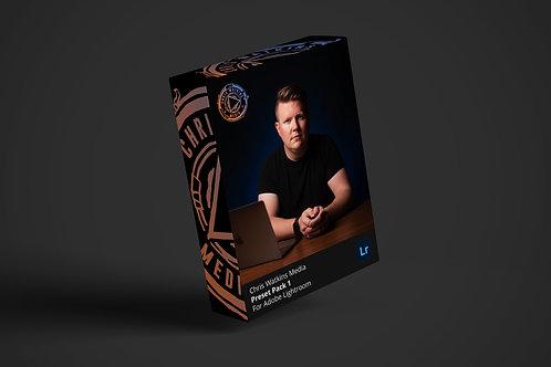 Chris Watkins Media Preset Pack 1