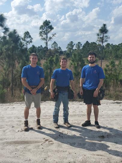 Peay's Crewmembers