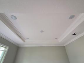 Recess lighting Installation