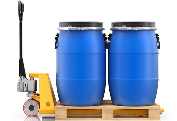 Shipping Barrels