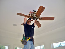 Fan and Fixture Installation