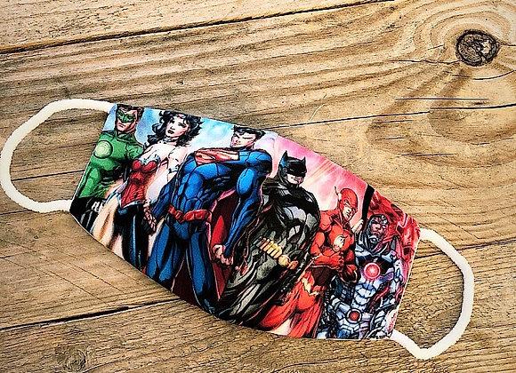 Masque Super Héros